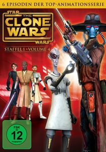 Star Wars: The Clone Wars - Staffel 1, Vol. 4, George Lucas, Scott Murphy, Steven Melching, Henry Gilroy, George Krstic, Paul Dini, Dave Filoni, Julie Siege, Bernadette McNamara