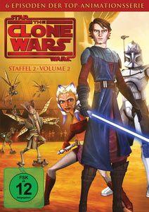 Star Wars: The Clone Wars - Staffel 2, Vol. 2