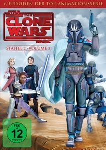 Star Wars: The Clone Wars - Staffel 2, Vol. 3