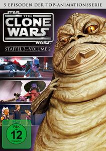 Star Wars: The Clone Wars - Staffel 3, Vol. 2