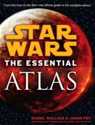 Star Wars: The Essential Atlas, Daniel Wallace