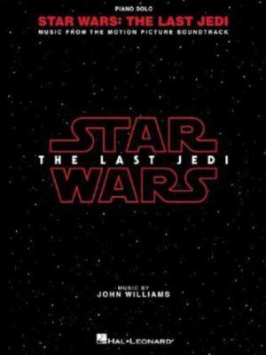 Star Wars - The Last Jedi, Piano Solo, John Williams