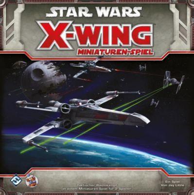 Star Wars: X-Wing - Grundspiel Miniaturen-Spiel