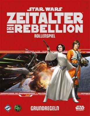 Star Wars: Zeitalter der Rebellion - Grundregeln -  pdf epub