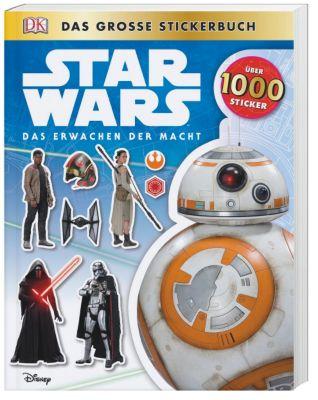 Star Wars(TM): Das Erwachen der Macht. Das große Stickerbuch