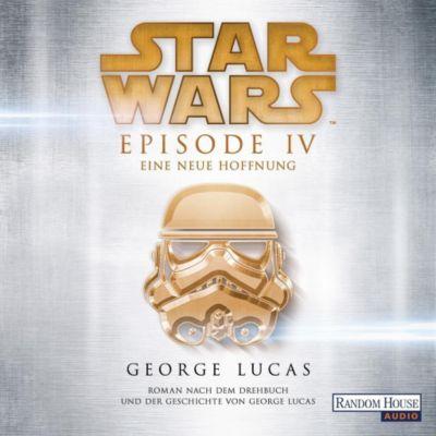Star Wars(TM) - Episode IV - Eine neue Hoffnung, 1 MP3-CD - George Lucas |