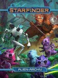 Starfinder Alienarchiv - Jason Buhlman |