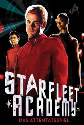 Starfleet Academy - Das Attentatsspiel - Alan Gratz |