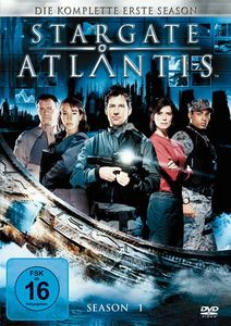 Stargate Atlantis - Season 1, Diverse Interpreten