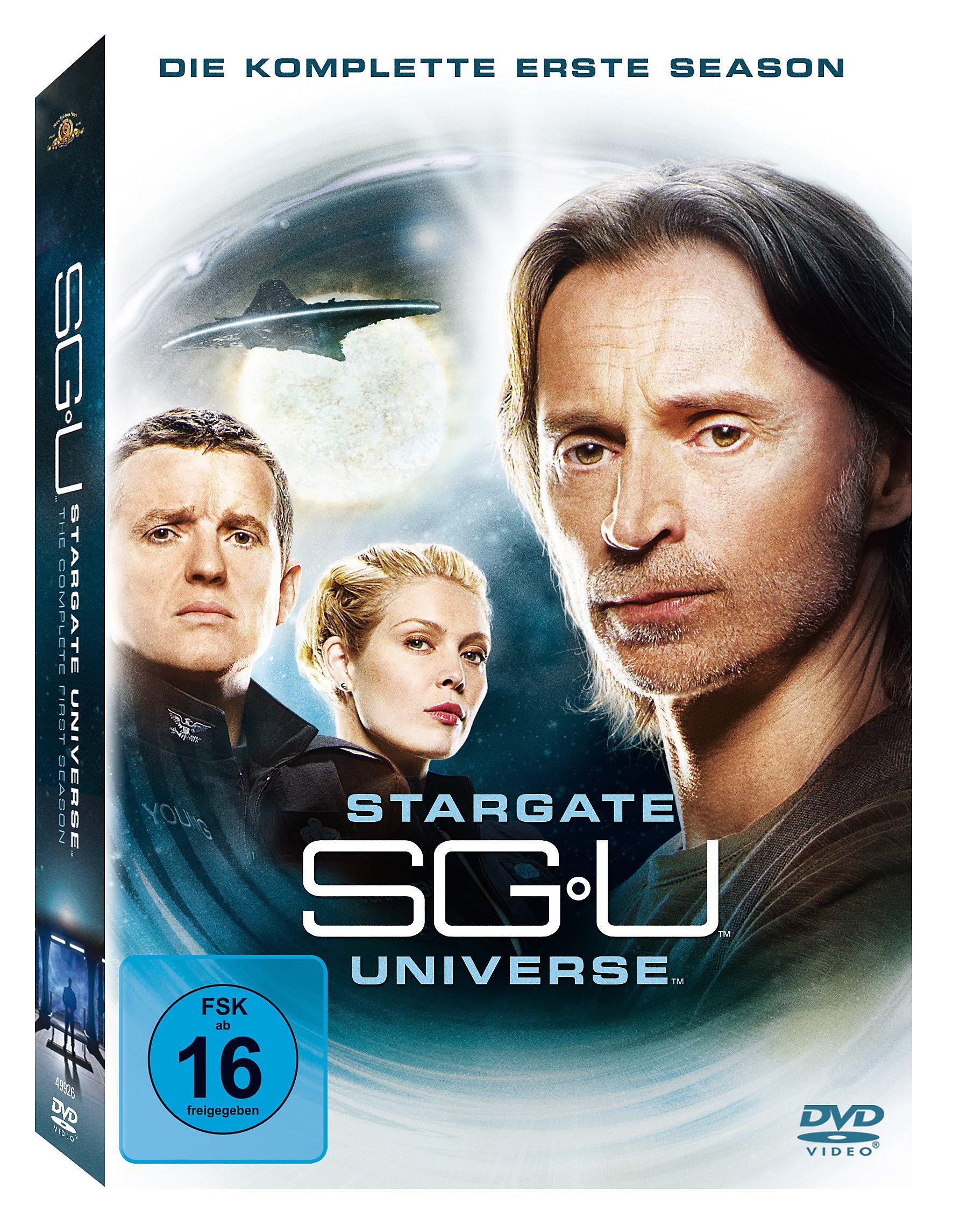 Stargate Universe Season 1 Dvd Bei Weltbildch Bestellen