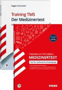 STARK TMS - Der Medizinertest - Training TMS / Originalgetreue TMS-Aufgaben - Medizinertest, 2 Bde.