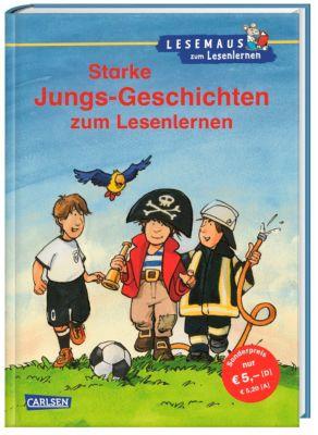 Starke Jungs-Geschichten zum Lesenlernen -  pdf epub