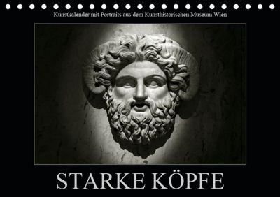Starke Köpfe (Tischkalender 2019 DIN A5 quer), Alexander Bartek