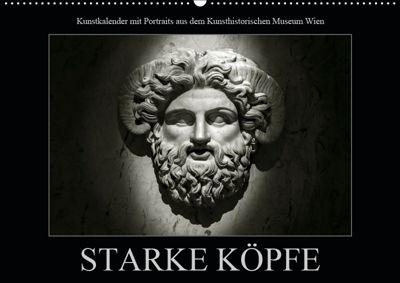 Starke Köpfe (Wandkalender 2019 DIN A2 quer), Alexander Bartek
