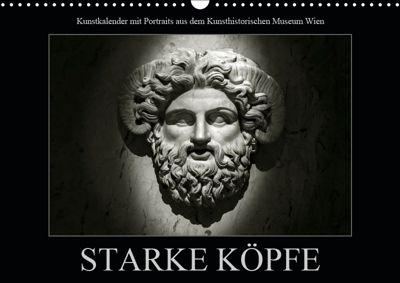 Starke Köpfe (Wandkalender 2019 DIN A3 quer), Alexander Bartek