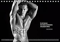 Starke Männer... kluge Sprüche (Tischkalender 2019 DIN A5 quer) - Produktdetailbild 6