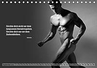 Starke Männer... kluge Sprüche (Tischkalender 2019 DIN A5 quer) - Produktdetailbild 9