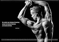 Starke Männer... kluge Sprüche (Wandkalender 2019 DIN A2 quer) - Produktdetailbild 2