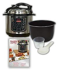 Starlyf Pressure Cooker - Produktdetailbild 1