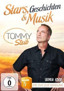 Stars,Geschichten & Musik, Tommy Steib