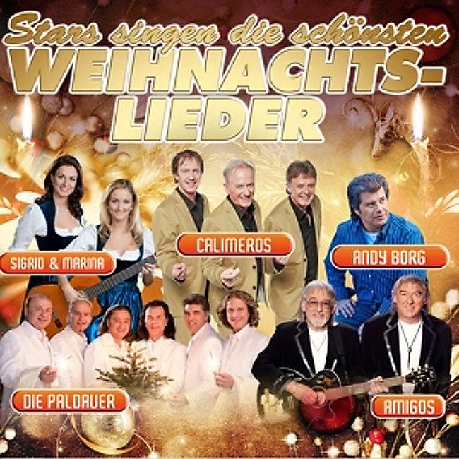 Stars Singen Die Schönsten Weihnachtslieder.Stars Singen Die Schönsten Weihnachtslieder Cd Von Various Weltbild De
