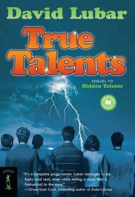 Starscape: True Talents, David Lubar