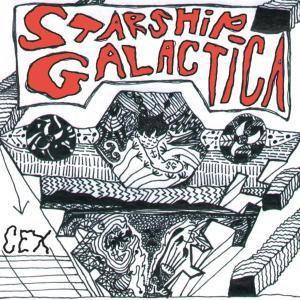 Starship Galactica, Cex