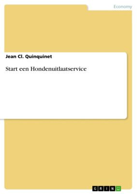 Start een Hondenuitlaatservice, Jean Cl. Quinquinet
