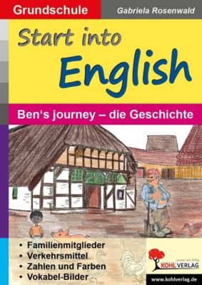 Start into English, Gabriela Rosenwald