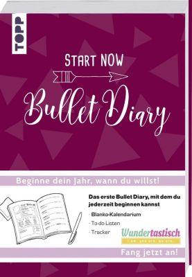 START NOW - Bullet Diary, Sandra Pinkert