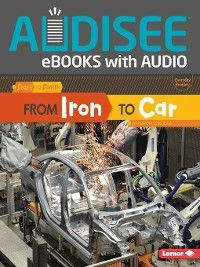 Start to Finish, Second Series: Everyday Products: From Iron to Car, Shannon Zemlicka
