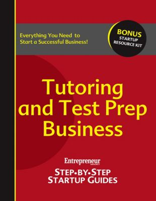 StartUp Guides: Tutoring and Test Prep