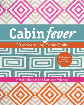Stash Books: Cabin Fever, Natalia Bonner, Kathleen Jasperson Whiting
