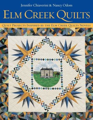 Stash Books: Elm Creek Quilts, Jennifer Chiaverini, Nancy Odom
