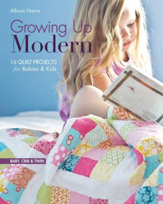 Stash Books: Growing Up Modern, Allison Harris