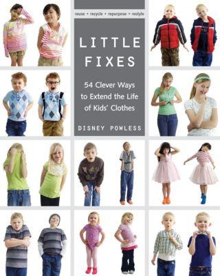 Stash Books: Little Fixes, Disney Powless