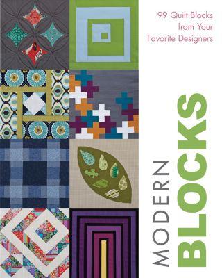 Stash Books: Modern Blocks