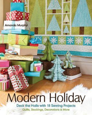 Stash Books: Modern Holiday, Amanda Murphy