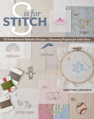 Stash Books: S is for Stitch, Kristyne Czepuryk