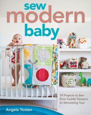 Stash Books: Sew Modern Baby, Angela Yosten