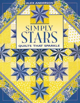 Stash Books: Simply Stars, Alex Anderson