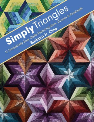 Stash Books: Simply Triangles, Barbara H. Cline