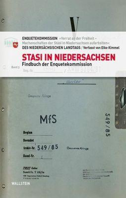 Stasi in Niedersachsen, Enquetekommission 'Verrat an der Freiheit', Elke Kimmel