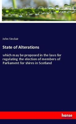State of Alterations, John Sinclair