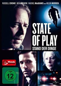 State of Play - Stand der Dinge, Matthew Michael Carnahan, Tony Gilroy, Billy Ray, Paul Abbott