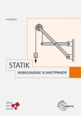 Statik, insbesondere Schnittprinzip (PDF), Gerhard Knappstein