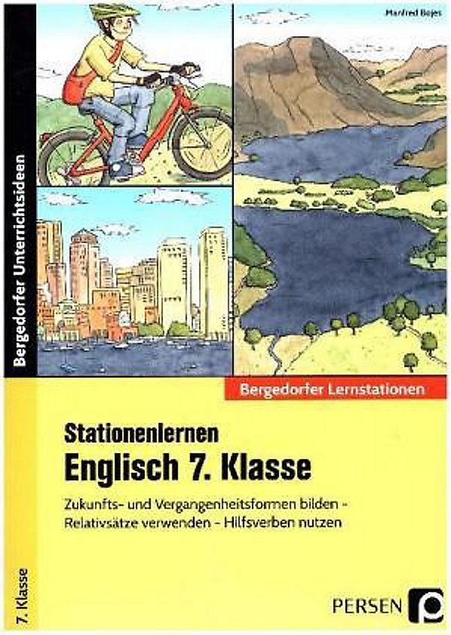 Stationenlernen Englisch 7 Klasse Buch Portofrei Bei Weltbildde