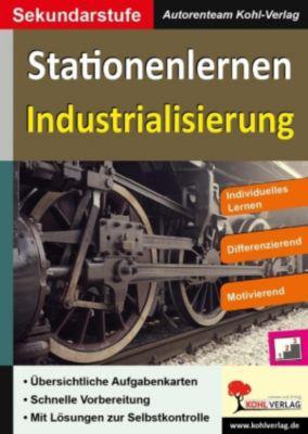 Stationenlernen Industrialisierung