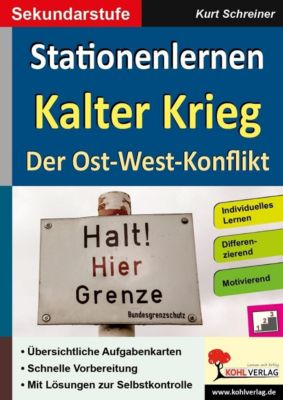 Stationenlernen Kalter Krieg, Kurt Schreiner