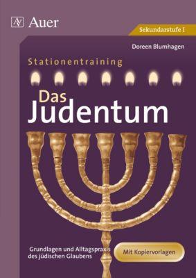 Stationentraining: Das Judentum, Doreen Blumhagen